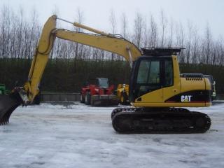 卡特彼勒 312C 挖掘机