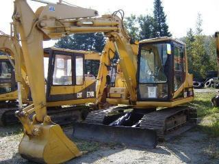 卡特彼勒 307B 挖掘机