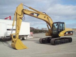 卡特彼勒320B-LN挖掘机