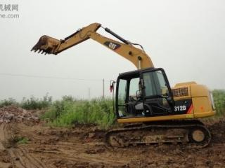 卡特彼勒 312DL 挖掘機圖片