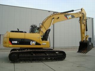 卡特彼勒 320DL 挖掘机