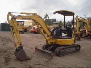 小松PC27MR-2挖掘机