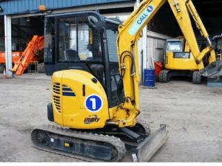 小松 PC20-2 挖掘机图片