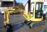 小松PC20MRx挖掘机