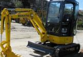 小松 PC18MR-3 挖掘机