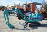 小松PC15R-8挖掘机