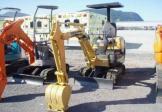 小松 PC12R-8 挖掘机图片