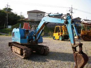 小松PC10-2挖掘机