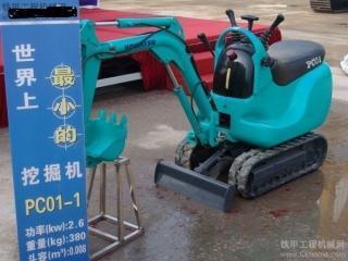 小松PC01-1挖掘机