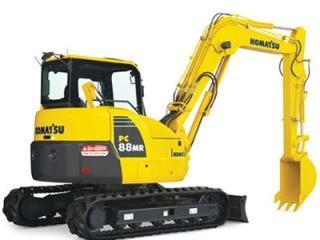 小松PC88MR-8挖掘机
