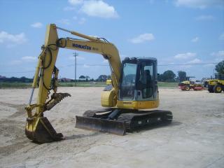 小松 PC78US-6 挖掘机