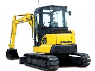 小松PC55MR-3挖掘机