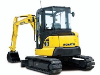 小松PC45MR-3挖掘机
