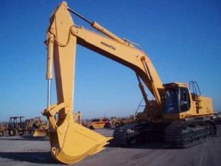 小松PC600LC-6挖掘机