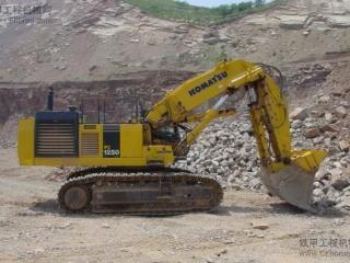 小松 PC1250-7 挖掘机