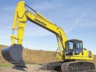 小松PC350-8挖掘机