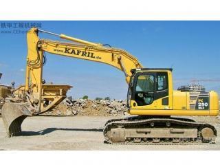 小松 PC290LC-8 挖掘機圖片