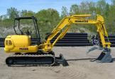 小松 PC45R-8 挖掘機圖片