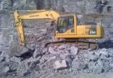 小松PC220LC-8挖掘机