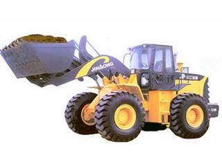 晋工ZL50D装载机