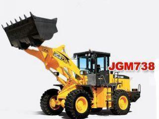晋工 JGM738超越型 装载机
