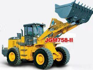 晋工JGM758-II装载机