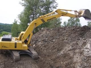 小松 PC340-6 挖掘机图片
