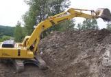 小松PC340-6挖掘机