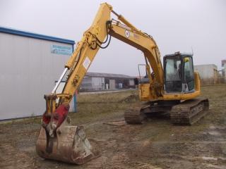小松 PC138US-2 挖掘机图片