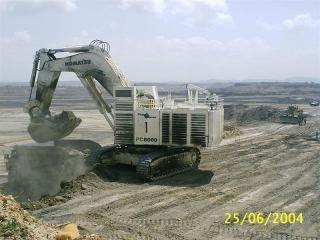 小松 PC8000正铲 挖掘机