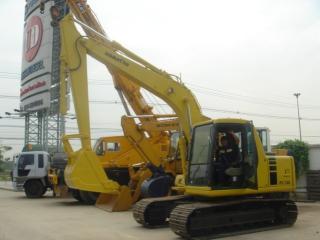 小松 PC120-6 挖掘机图片