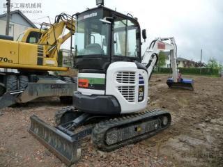 小松PC35MR-2挖掘机