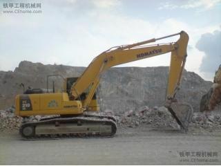小松 PC210LC-8(600mm履带板) 挖掘机
