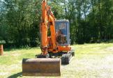 日立EX45-2挖掘机