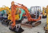日立EX35-2挖掘机