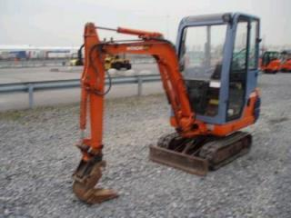 日立EX15-2挖掘机