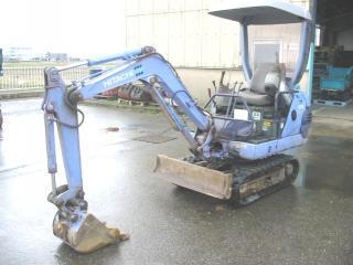 日立EX12-2挖掘机