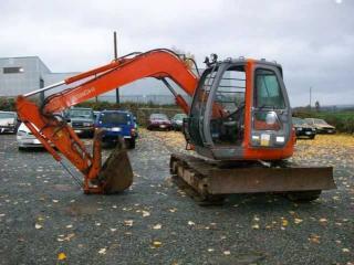 日立 ZX75US 挖掘机
