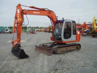 日立 EX60LC-5 挖掘機圖片
