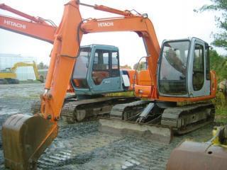日立 EX60-5 挖掘機圖片