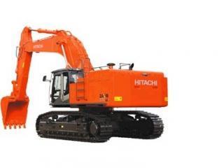 日立ZX670LCR-3挖掘机