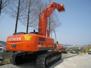 日立 ZX350LCH-3 挖掘机