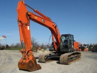 日立ZX270LC-3挖掘机