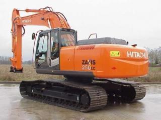 日立 ZX250LC-3 挖掘机图片