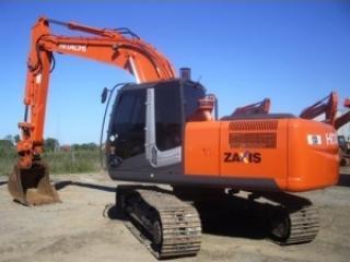 日立ZX200-3挖掘机