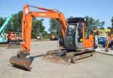 日立ZX70LC挖掘机