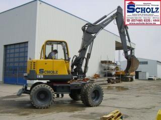 沃尔沃 EW70 挖掘机图片