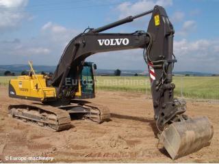 沃尔沃EC460BLC-Prime挖掘机