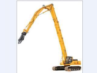 三一重工 SYC5026拆除机 加长臂拆除臂