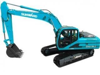 山河智能SWE210NLC挖掘机